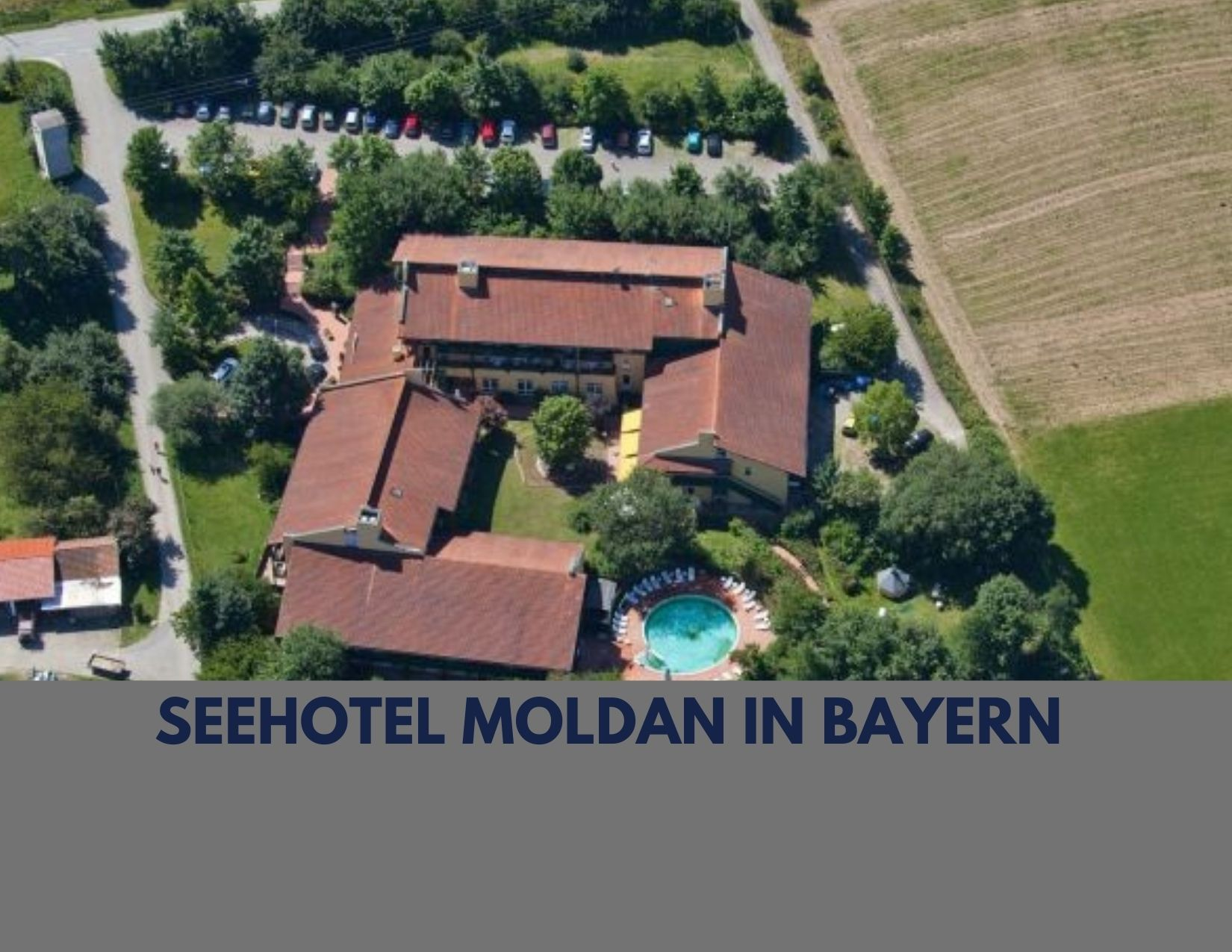 Seehotel Moldan - Hundehotel in Bayern