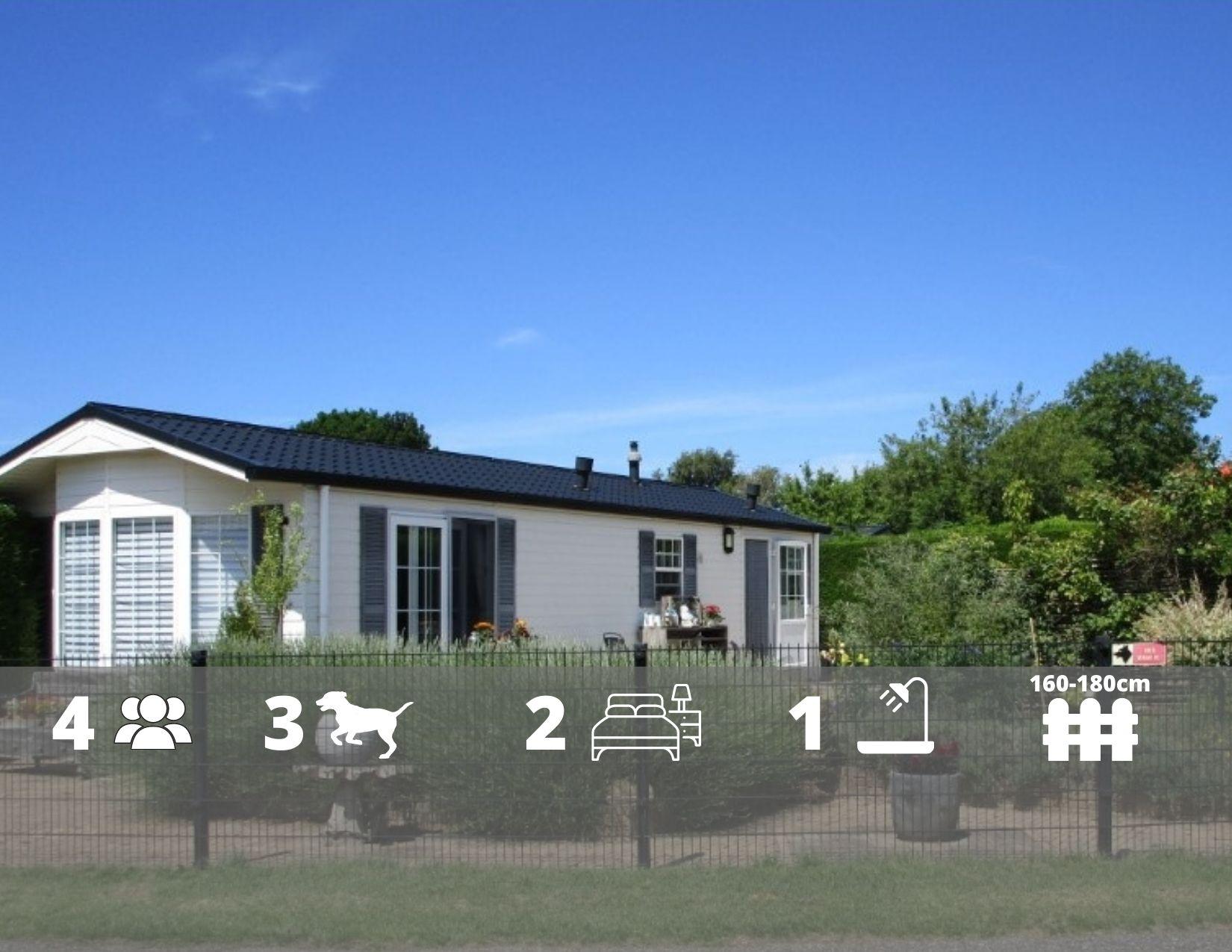 Ferienhaus - Chalet Seerose in Burgh-Haamstede - Zeeland