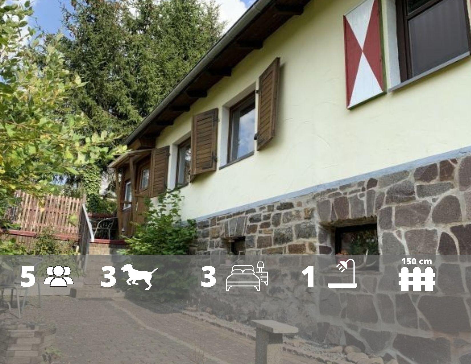 Ferienhaus - Kleines Jagdhaus