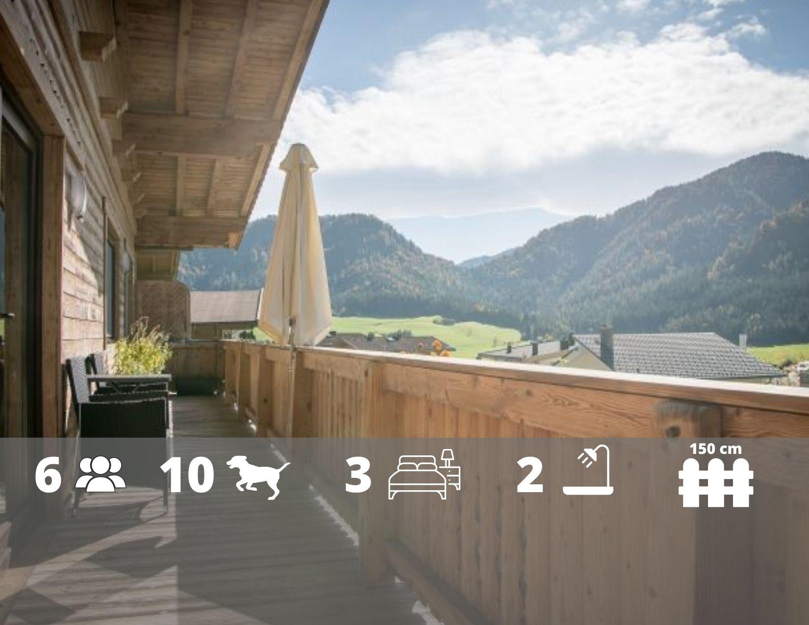 Ferienwohnung Steinplatte in Waidring - Österreich
