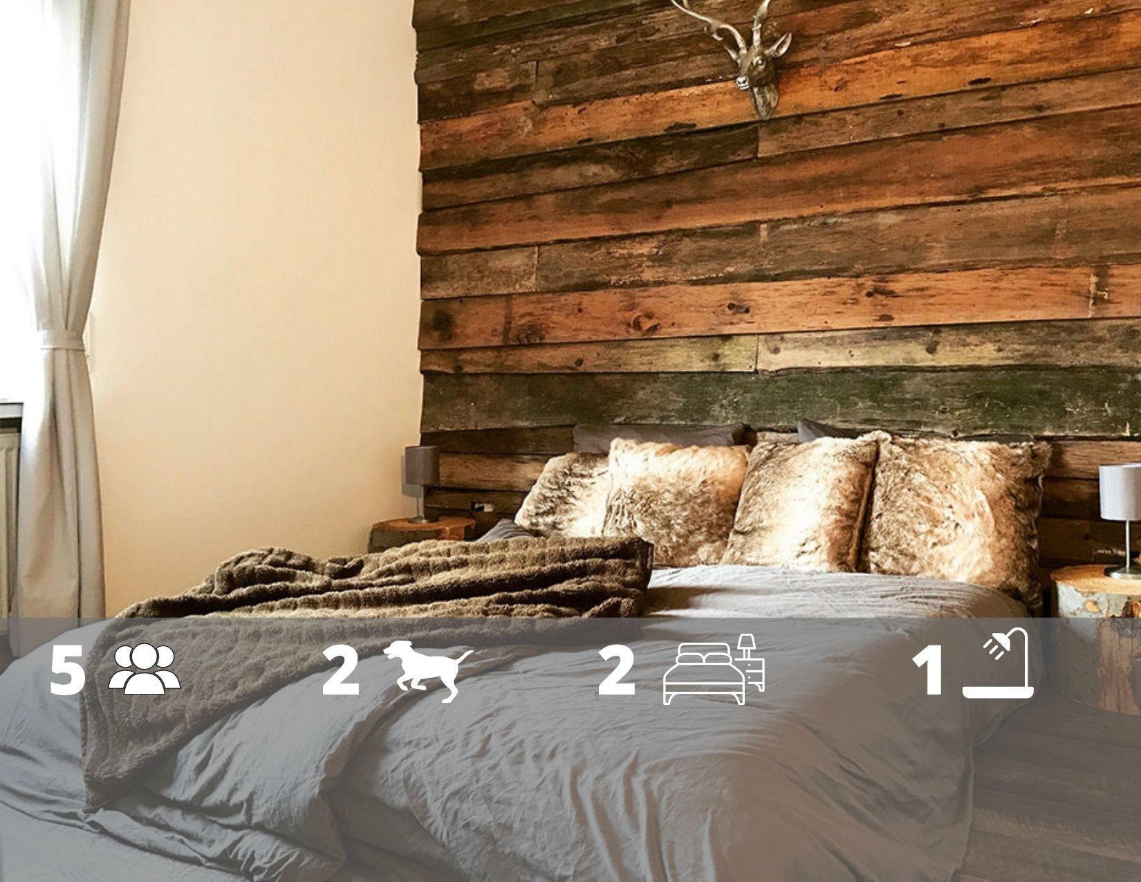 5 Sterne Chalet-Apartment im Alpen-Chalet-Stil im Harz